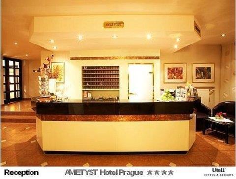 Hotel Ametyst - Czech Republic - Prague