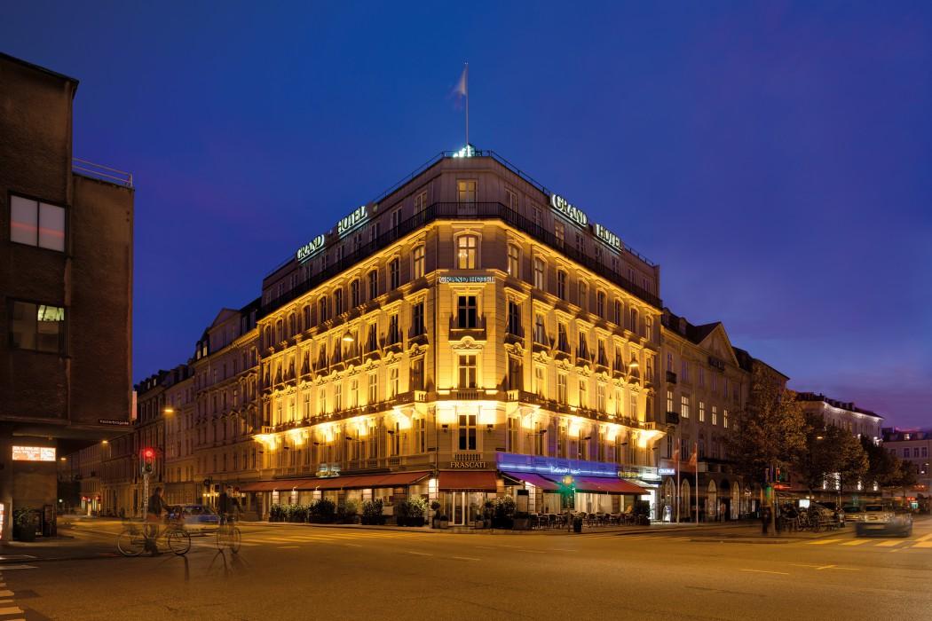 Grand Hotel Copenhagen - Denmark - Copenhagen