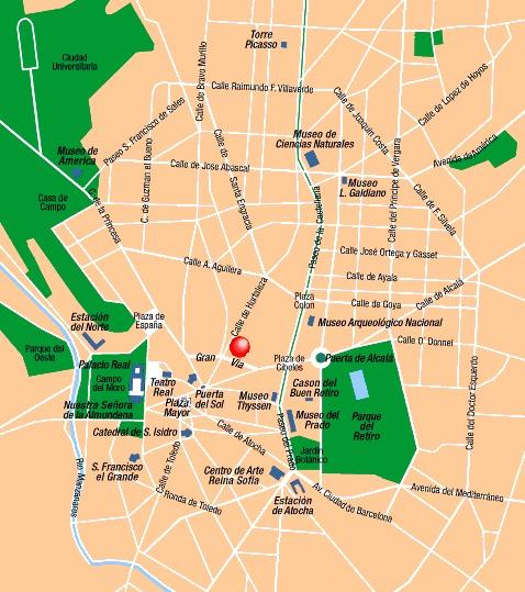 Hotel Madrid Gran Via by Melia - Spain - Madrid