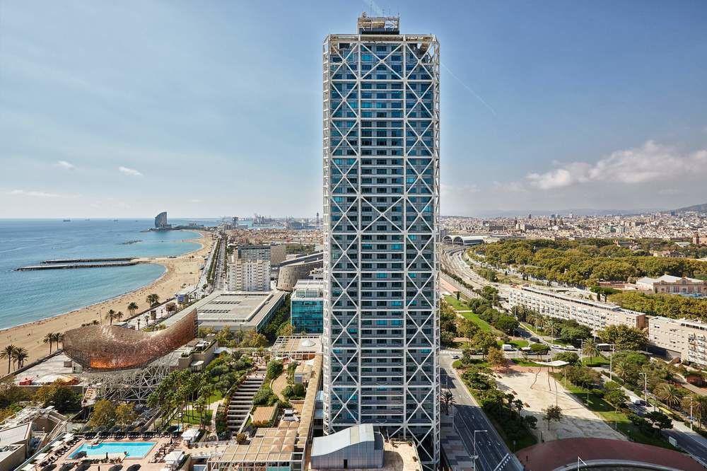 Hotel Arts Barcelona - Spain - Barcelona
