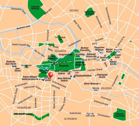 Hotel Palace Berlin - Germany - Berlin