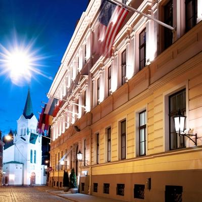 Grand Palace Hotel - Latvia - Riga