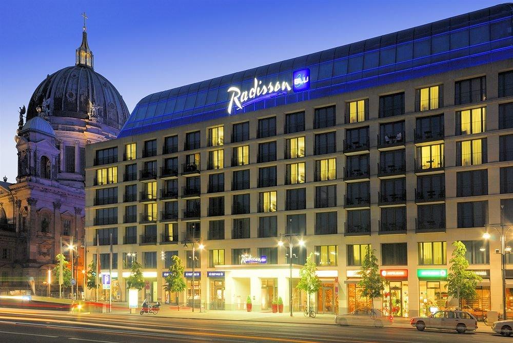Radisson Blu Hotel Berlin - Germany - Berlin