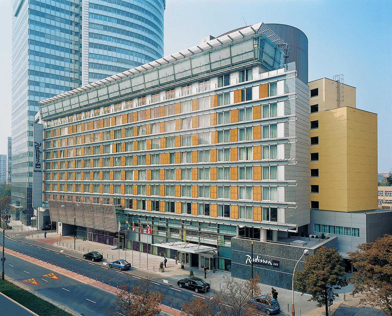 Radisson Blu Centrum Warsaw - Poland - Warsaw