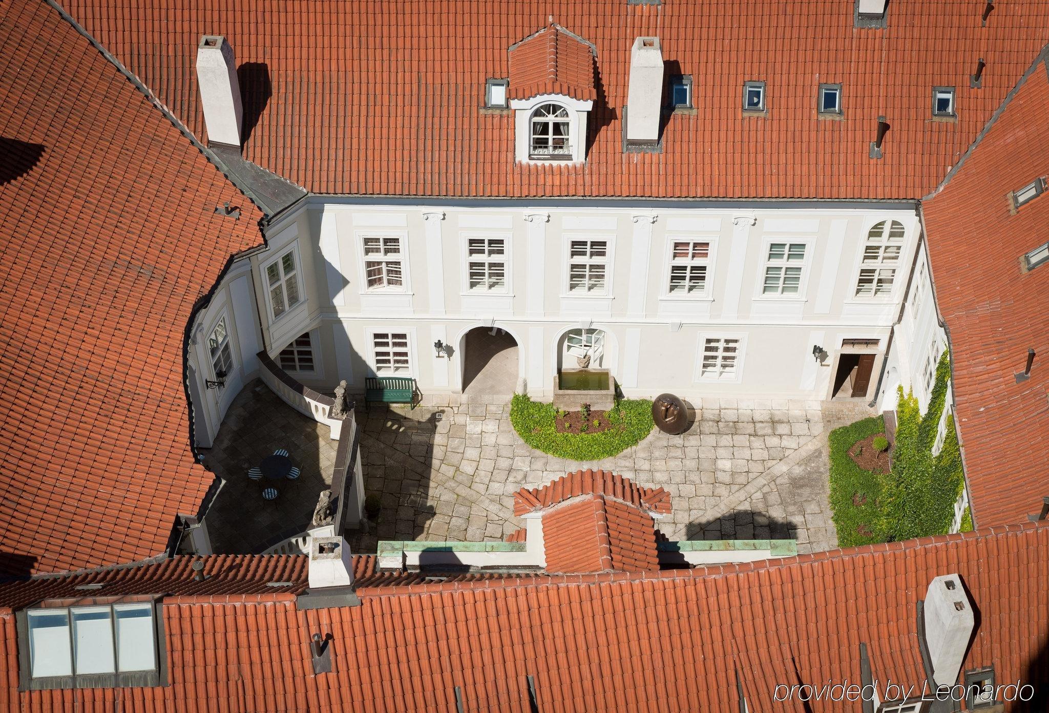 Smetana Hotel (formerly Pachtuv Palace) - Czech Republic - Prague