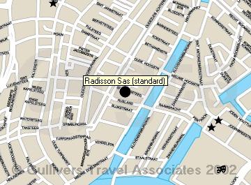 Radisson Blu Hotel, Amsterdam - Netherlands - Amsterdam