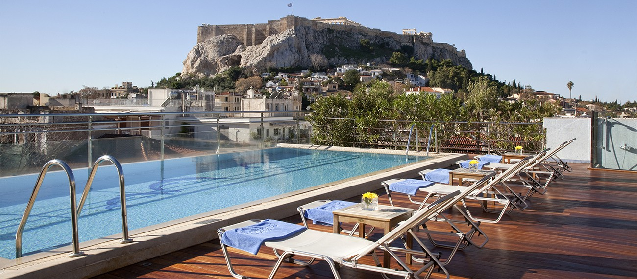 Electra Palace Hotel Athens - Greece - Athens