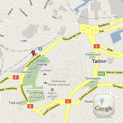 GO HOTEL SHNELLI - Estonia - Tallinn