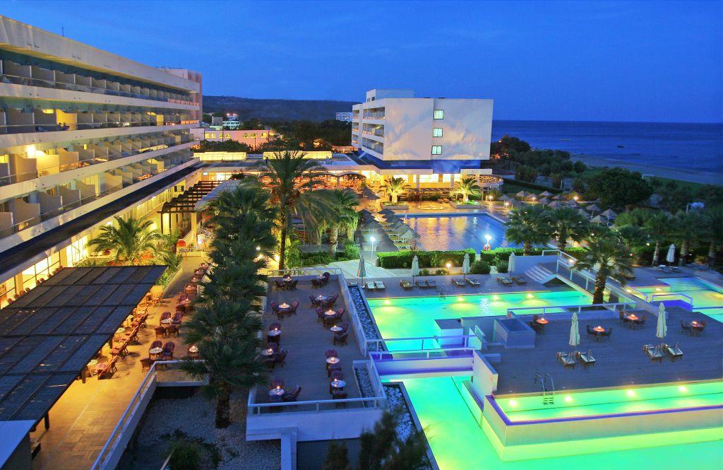 Blue Sea Beach - Greece - Rhodes