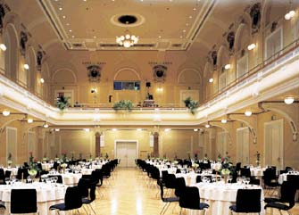 uHOTEL (formerly Grand Hotel Union Business) - Slovenia - Ljubljana
