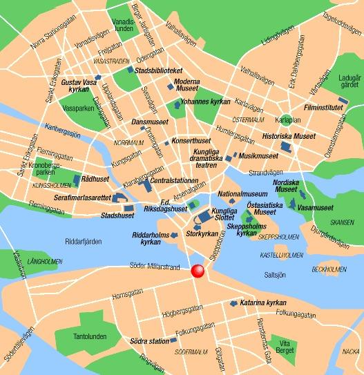 Hotel Hilton Stockholm Slussen - Sweden - Stockholm