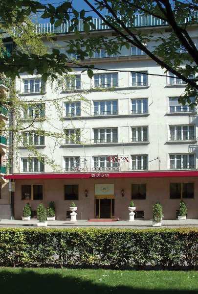 NH Geneva City (formerly NH Rex) - Switzerland - Geneva