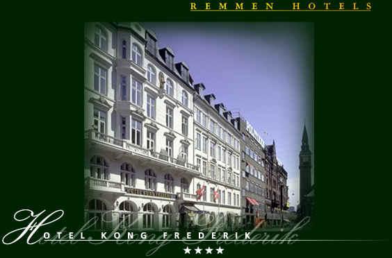 Hotel Kong Frederik - Denmark - Copenhagen