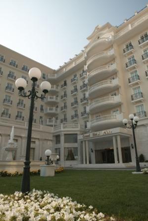 Grand Hotel Palace - Greece - Thessaloniki