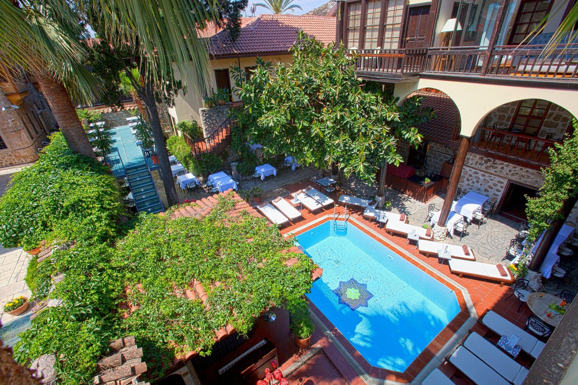 Alp Pasa Hotel - Turkey - Antalya