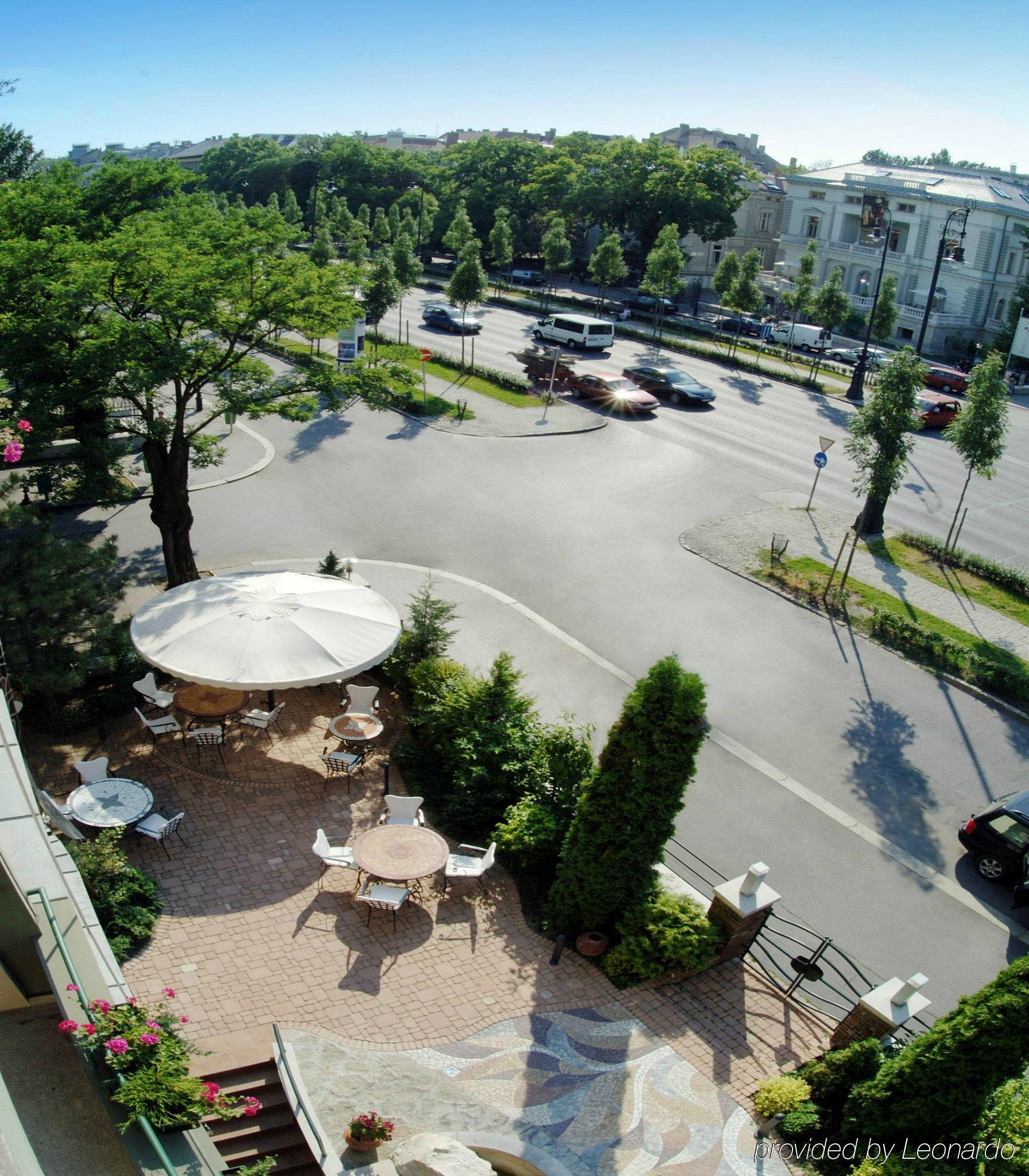 Mamaison Hotel Andr?ssy Budapest - Hungary - Budapest