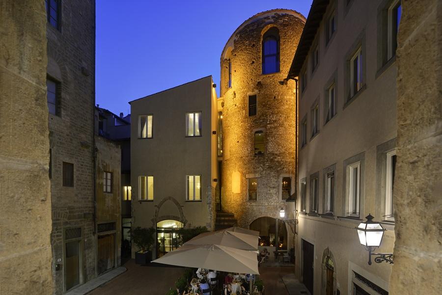 Hotel Brunelleschi - Italy - Florence