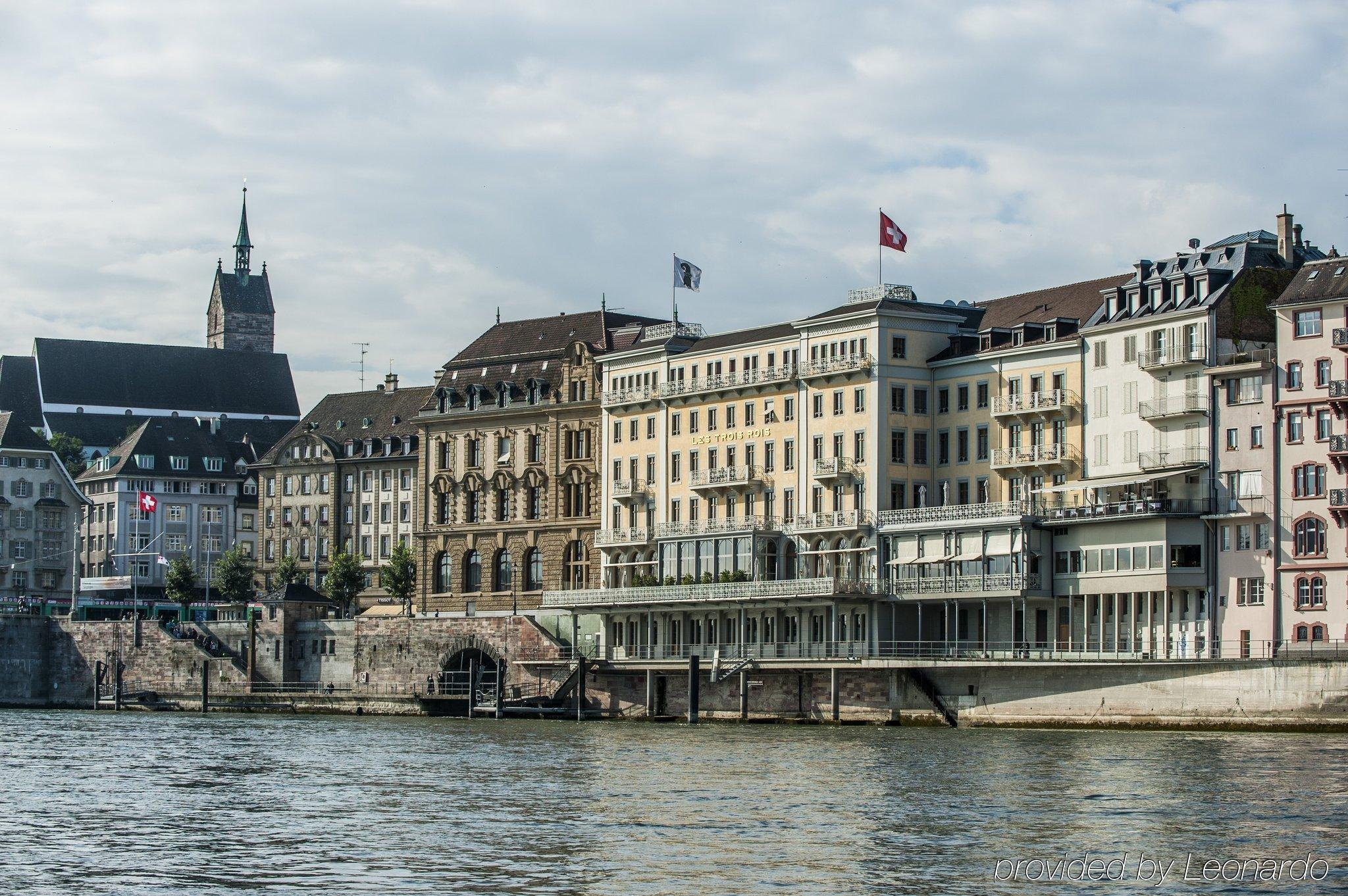 Drei Koenige Am Rhein - Switzerland - Basel