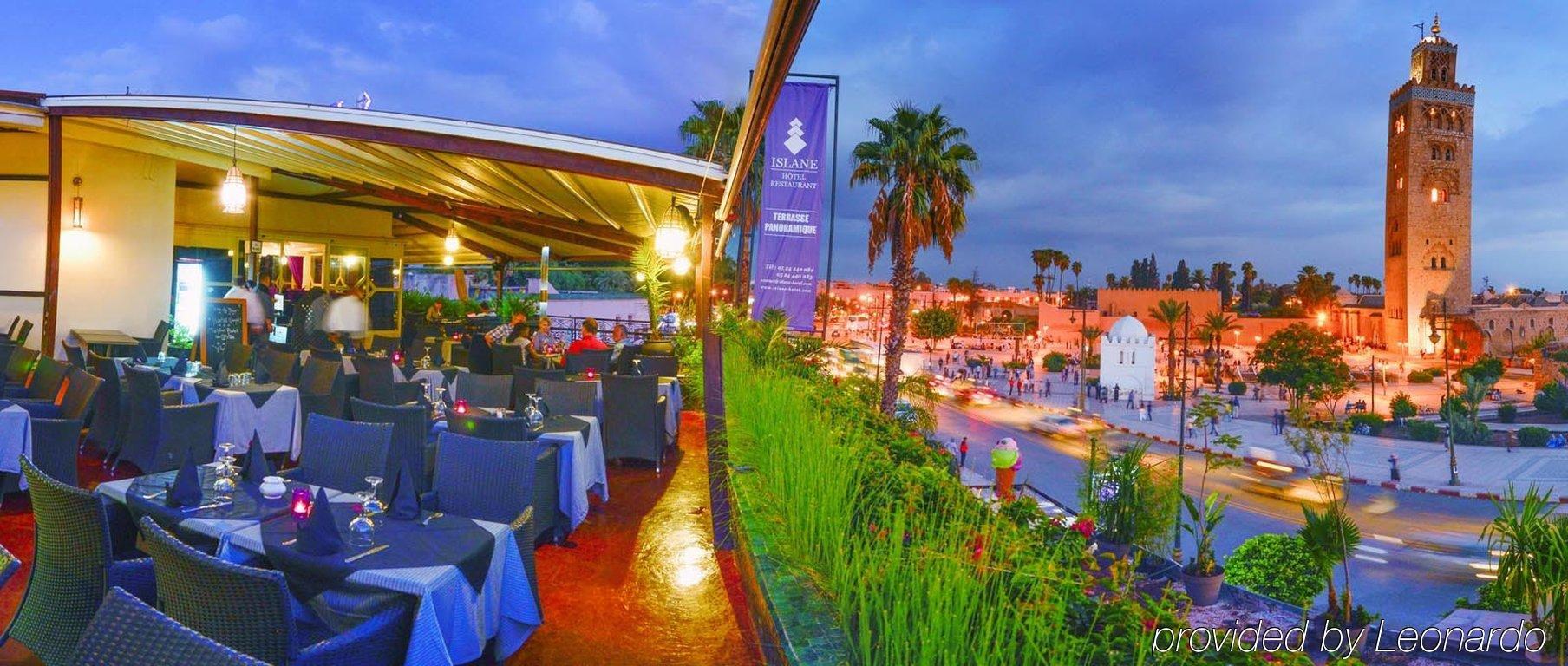Islane Hotel - Morocco - Marrakech
