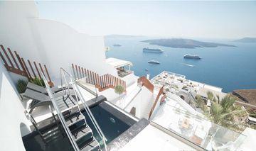 TRIERIS VILLAS & SUITES - Greece - Santorini