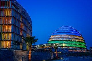 RADISSON BLU HOTEL AND CONVENTION CENTER - Rwanda - KIGALI