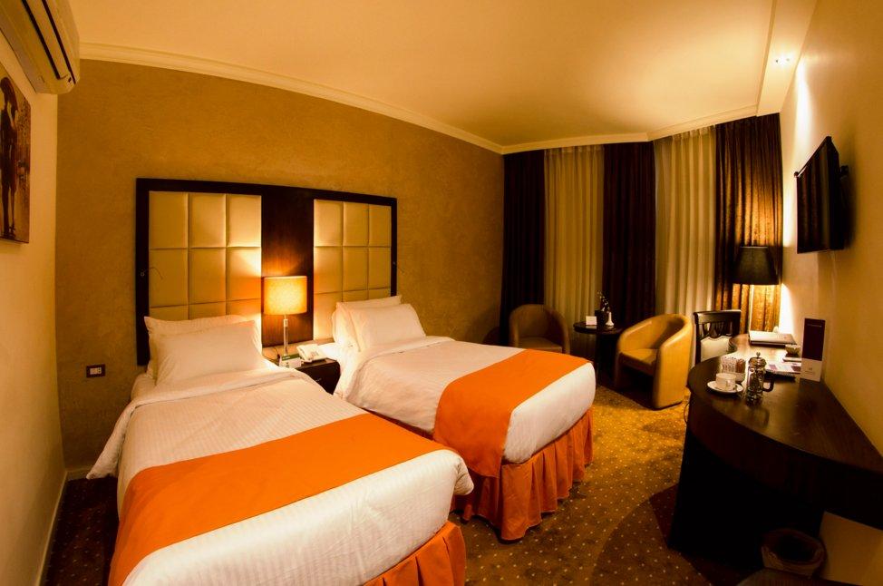 MENEUR HOTEL - Jordan - Amman