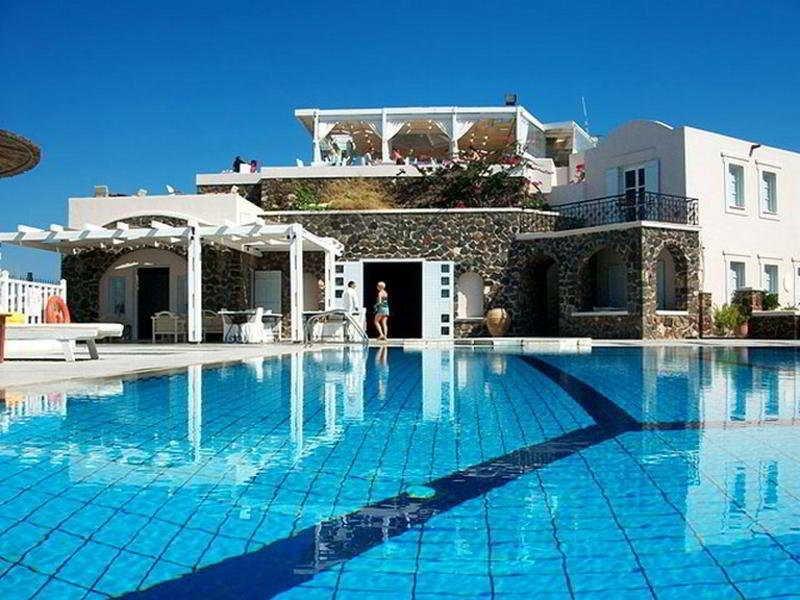 Pantheon Villas - Greece - Santorini
