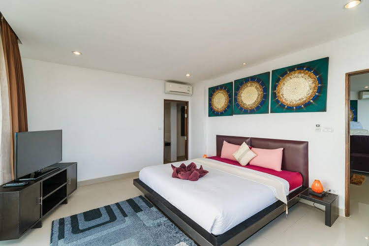 Tropical Sea View Villa - Thailand - Koh Samui