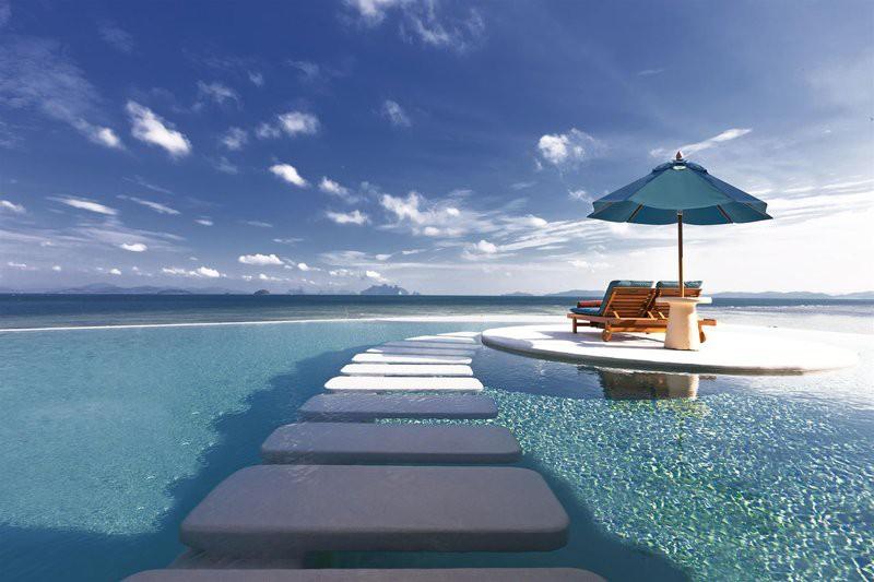 he Naka Island a Luxury Collection Resort & Spa - Thailand - Phuket