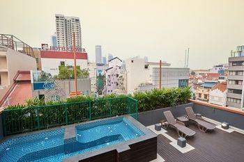 Hotel Bencoolen@Hong Kong Street - Singapore - Singapore