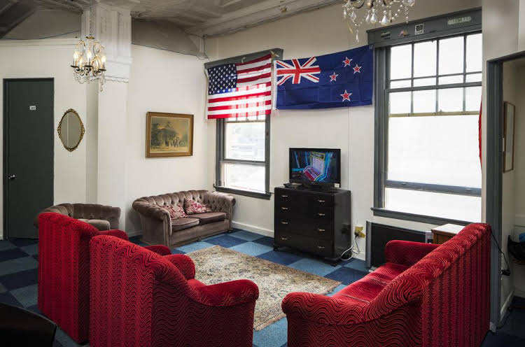 The Station Backpackers - Hostel - New Zealand - Auckland