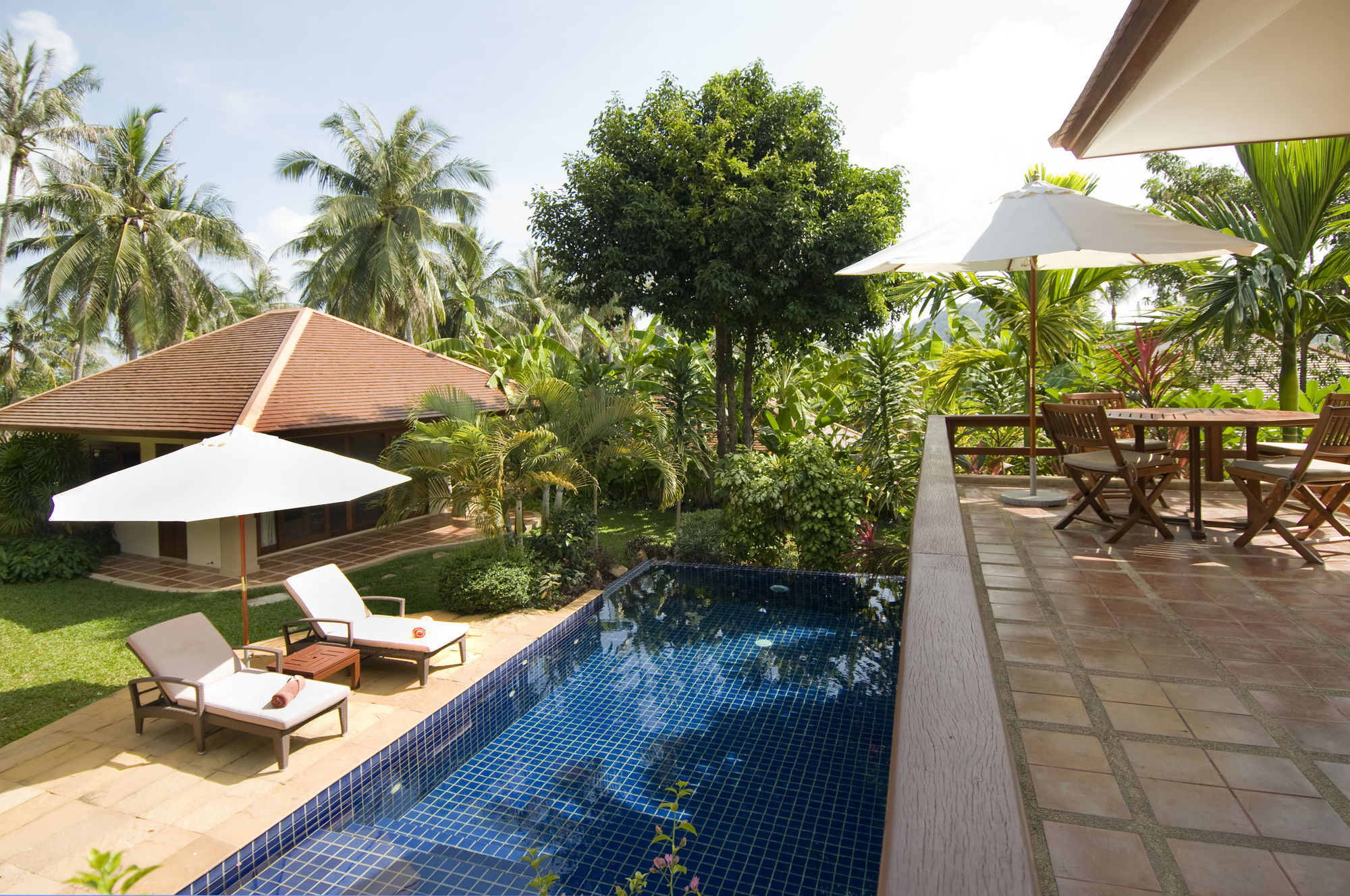 The Plantation Villas - Thailand - Koh Samui