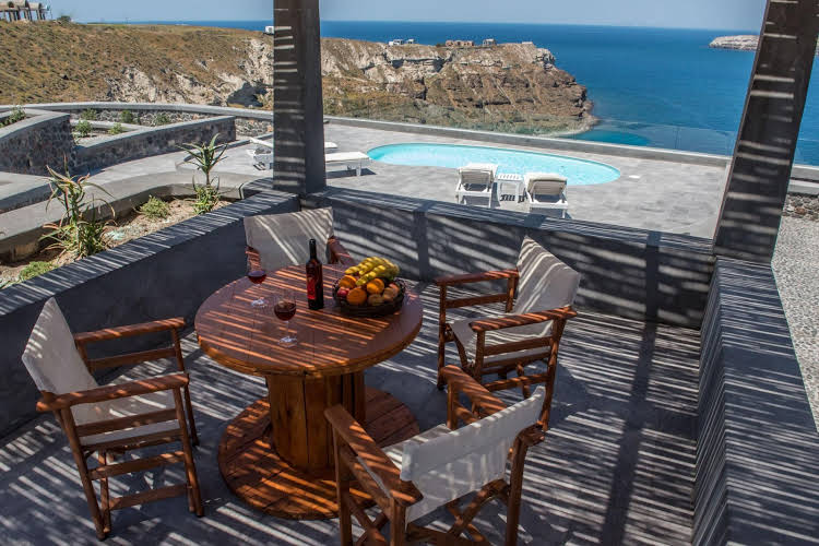 Our Villa Santorini - Greece - Santorini
