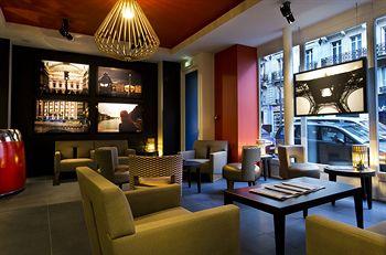 Hotel Atmospheres - France - Paris
