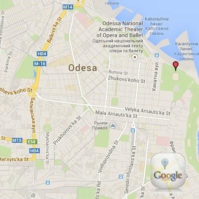 BLACK SEA SHEVCHENKO PARK - Ukraine - Odessa