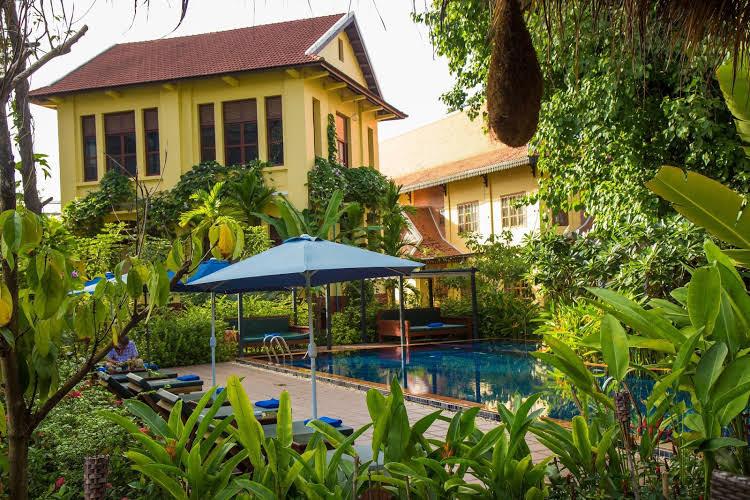 LA RIVIERE D'' ANGKOR RESORT - Cambodia - Siem Reap