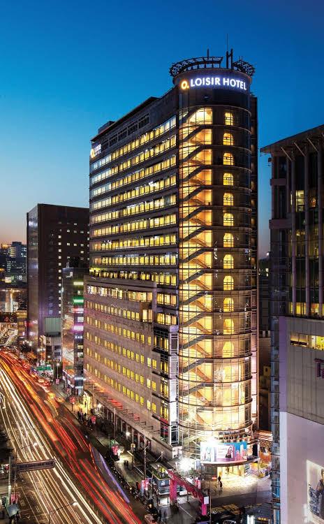 Loisir Hotel Seoul Myeongdong - South Korea - Seoul