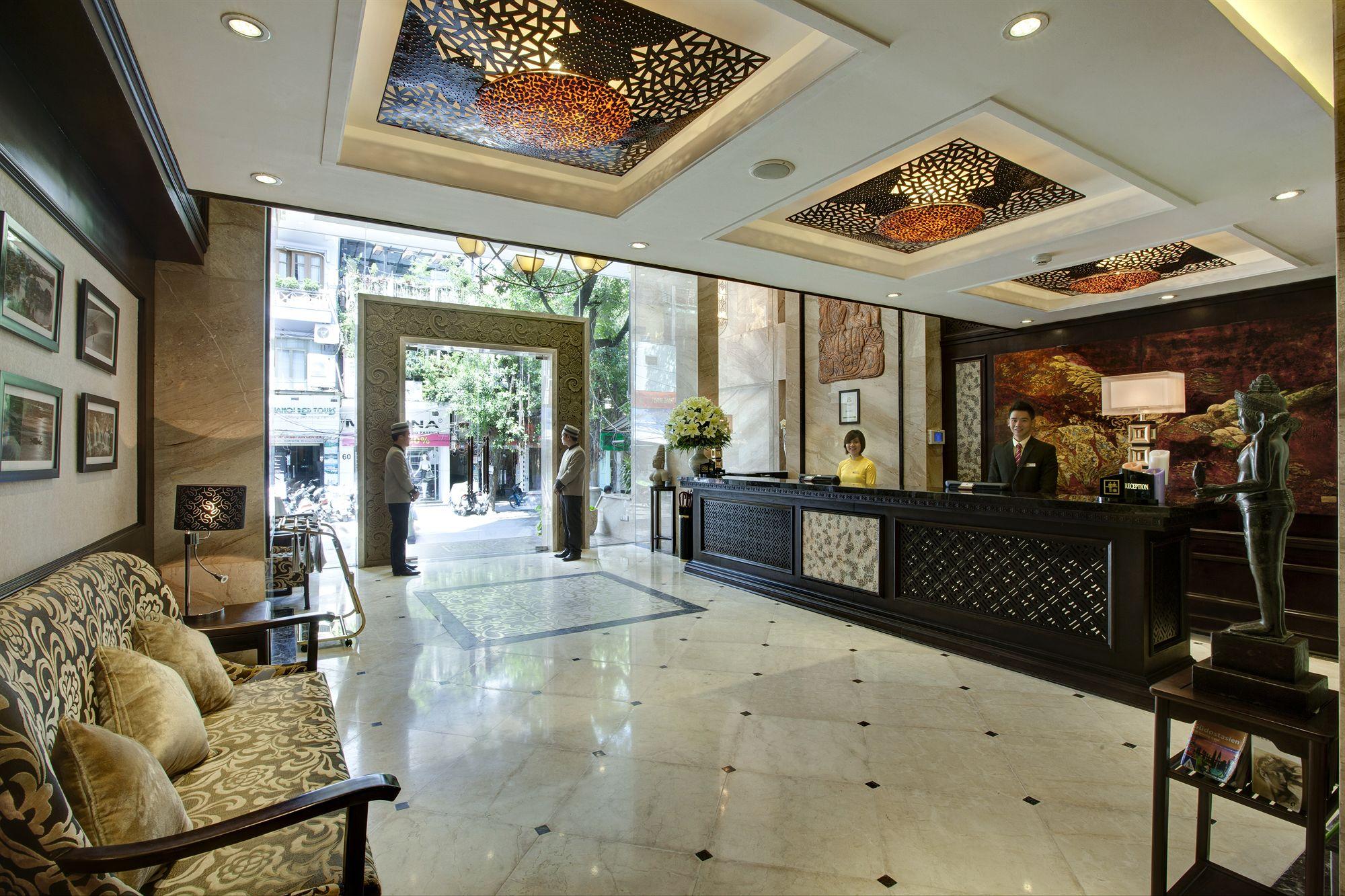 Golden Lotus Luxury Hotel - Vietnam - HANOI