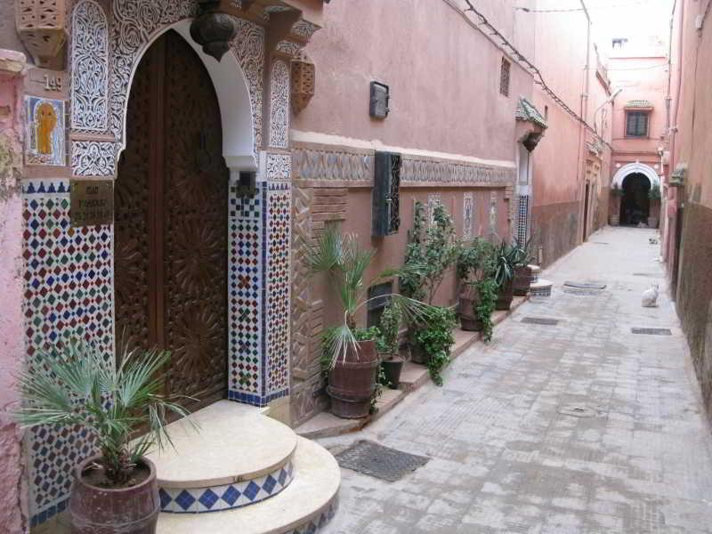 RIAD MAHJOUBA - Morocco - Marrakech
