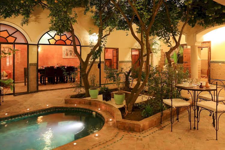 RIAD MAAMORA - Morocco - Marrakech