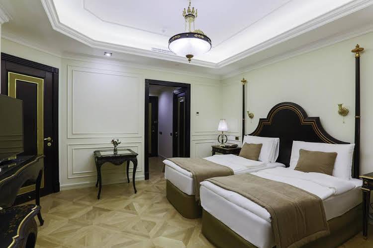 Golden Palace Boutique Hotel - Armenia - Yerevan
