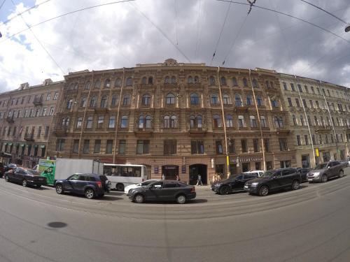 Adagio on Nevsky Prospect - Russian Federation - St. Petersburg