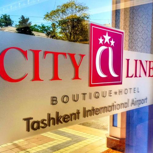 City Line Boutique Hotel - Uzbekistan - Tashkent