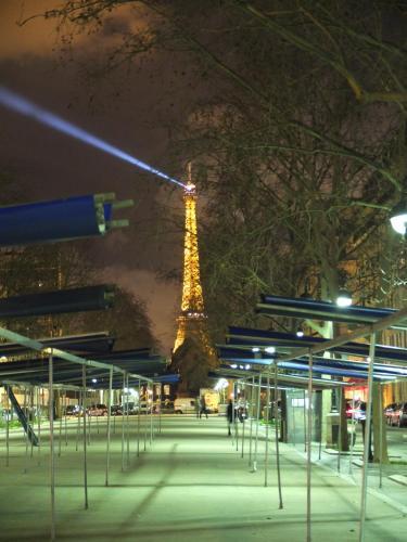 Hotel Villa Saxe Eiffel - France - Paris