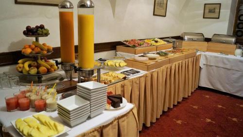 Hotel U 3 Pstrosu - Czech Republic - Prague