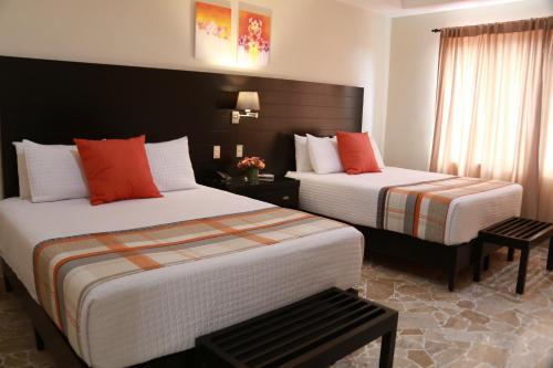 Hotel Boutique Amatechan - El Salvador - San Salvador