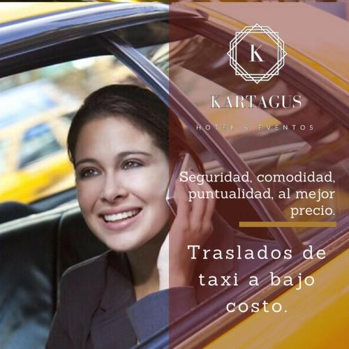 Kartagus Hotel Boutique - El Salvador - San Salvador