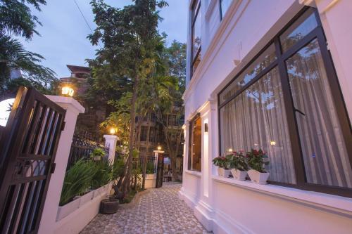 Dinh Elegant Hanoi Hotel - Vietnam - Hanoi and North