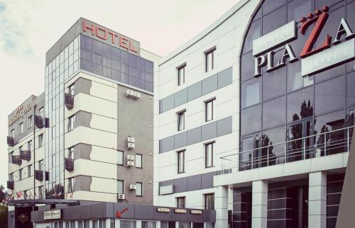 Nyvky Plaza Hotel - Ukraine - Kiev