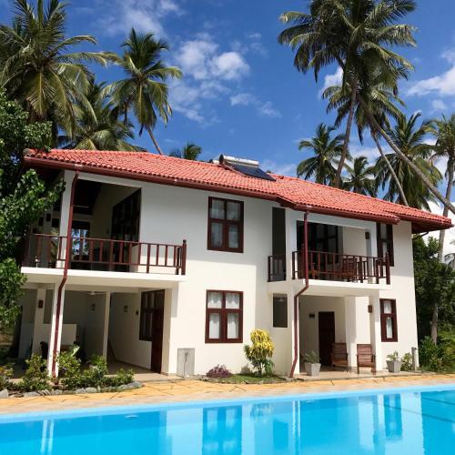 Green Parrot Hotel - Sri Lanka - Tangalle